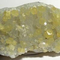 Calcite Quartz & Chalcedony