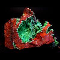 Conichalcite & Cuprian Adamite