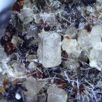 Nepheline & Pyroxene Group