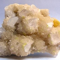 Celestine & Native Sulphur
