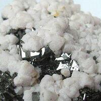 Tetrahedrite & Manganoan Calcite