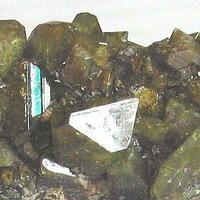 Titanite ( Sphene )