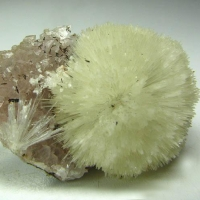 Aragonite & Quartz