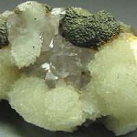 Calcite Marcasite & Quartz