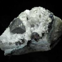 Tetrahedrite Var Mercurian Tetrahedrite