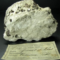 Almandine & Asbestos