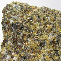 Garnet Var Colophonite