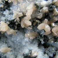 Pyromorphite & Chalcopyrite