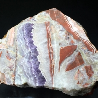 Amethyst Quartz & Agate