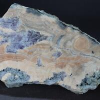 Baryte Fluorite & Galena