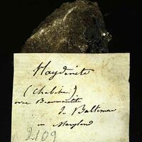 Chabazite-Ca Var Haydenite & Heulandite-Ca Var Beaumontite