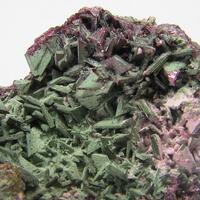 Erythrite & Bariopharmacosiderite