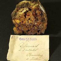 Delvauxite & Diadochite