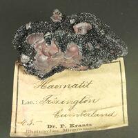 Hematite Var Kidney Ore & Specularite