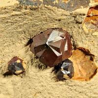 Iron Cross Pyrite Twin