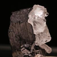 Fluorite & Hübnerite