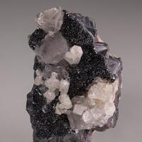 Specularite Quartz & Calcite