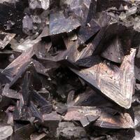 Tetrahedrite Galena & Quartz
