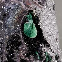 Malachite & Hematite