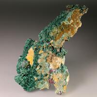 Copper Cuprite & Malachite