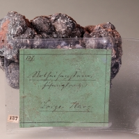 Hematite & Calcite