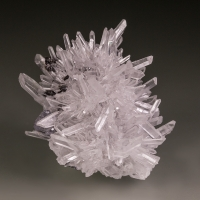 Quartz Var Rock Crystal & Galena