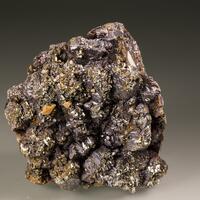Sphalerite Chalcopyrite & Marcasite