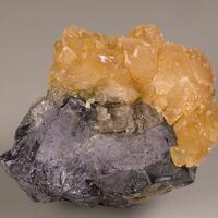 Galena Calcite & Fluorite