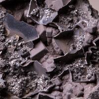 Pyrolusite & Manganomelane