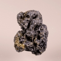 Polybasite & Chalcopyrite