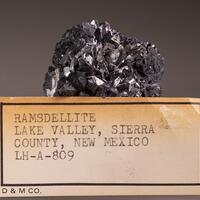 Ramsdellite