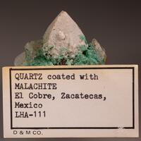Quartz & Malachite