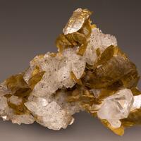 Siderite Calcite Quartz & Pyrrhotite