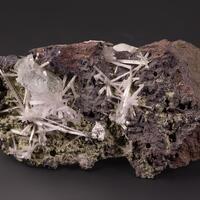 Natrolite & Apophyllite