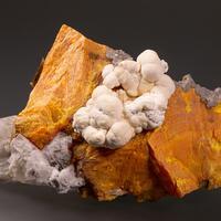 Orpiment & Calcite
