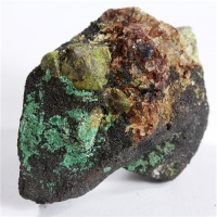 Scheelite With Cuprotungstite