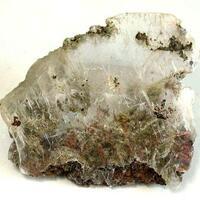 Native Copper In Selenite