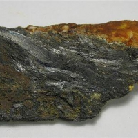 Jamesonite With Nadorite