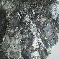 Baddeleyite With Magnetite