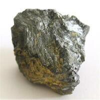 Jamesonite With Oxyplumboroméite