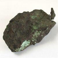 Native Copper With Cuprite