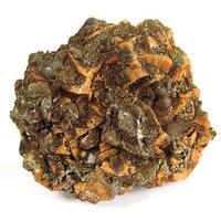 Siderite Chalcopyrite Dolomite & Pyrite