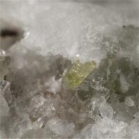 Aeschynite With Synchysite & Hematite