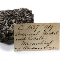 Cobaltite With Erythrite