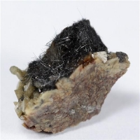 Dadsonite With Siderite