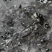 Galenobismutite With Pyrite