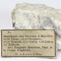 Montebrasite