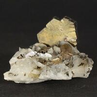 Pyrrhotite With Dolomite & Cubanite
