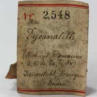 Dysanalyte