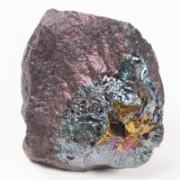 Renierite With Covellite & Chalcopyrite